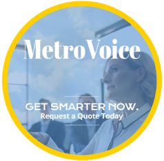 MetroVoice Request A Quote