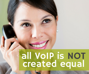 VoIP and Hosted Phone Quality