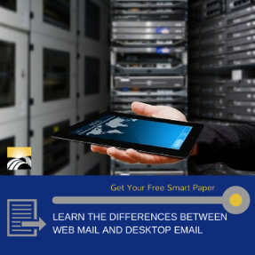 Webmail vs. Desktop Email for my business